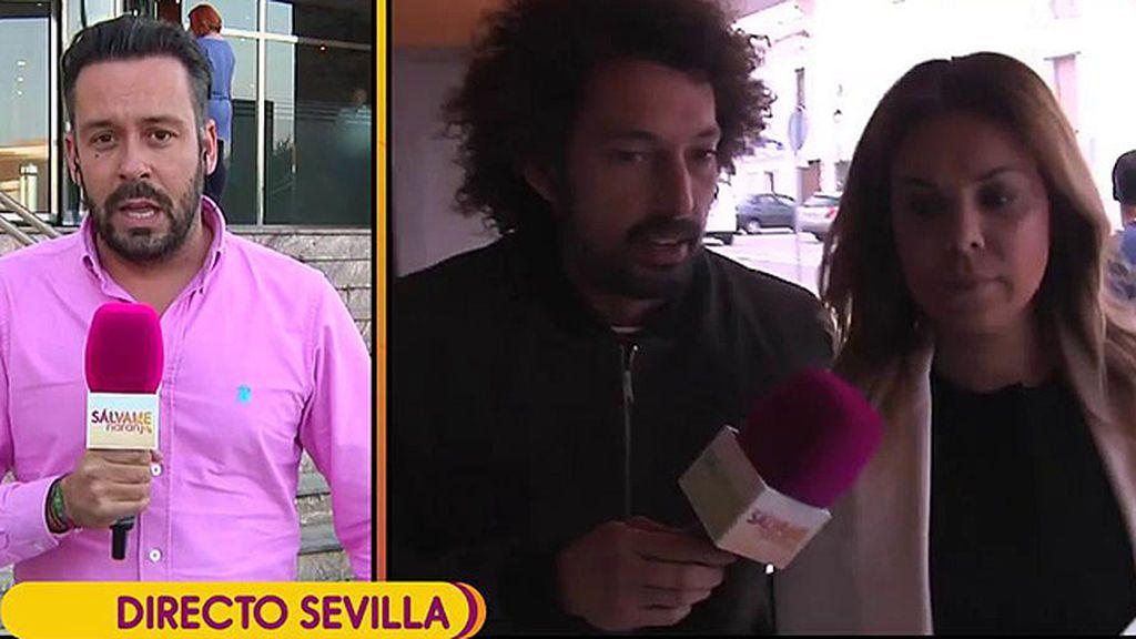 """Kike Calleja: """"Campanario evoluciona favorablemente con el tratamiento"""""""