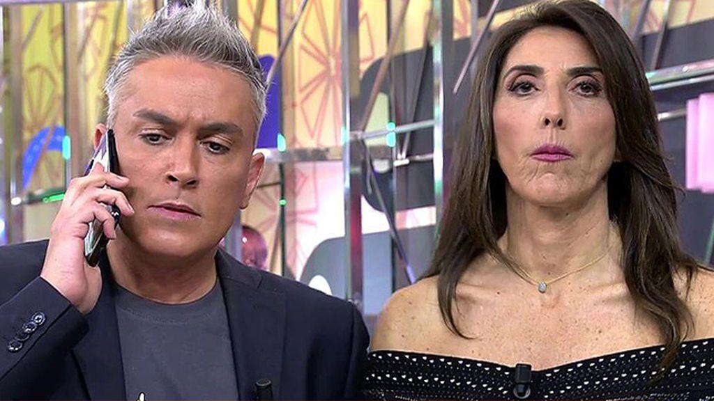 "Kiko Hernández critica a Anabel Pantoja: ""Viene a aquí a llevárselo calentito"""