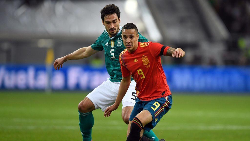 """Rodrigo: """"Tenemos mucho que decir en este Mundial"""""""