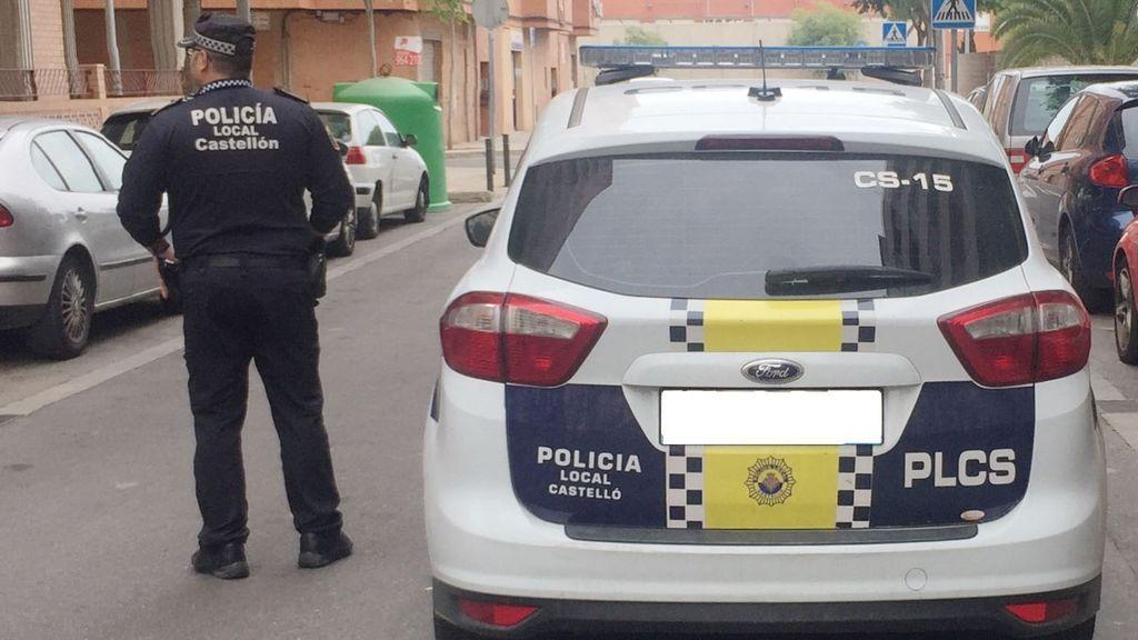 Detenidos por agredir a su nieta menor de edad en un domicilio de Castellón