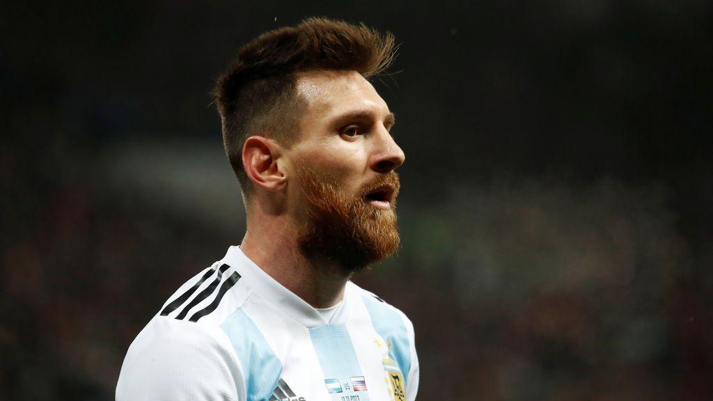 """Messi: """"Cambiaría cualquier título con el Barça por uno con Argentina"""""""