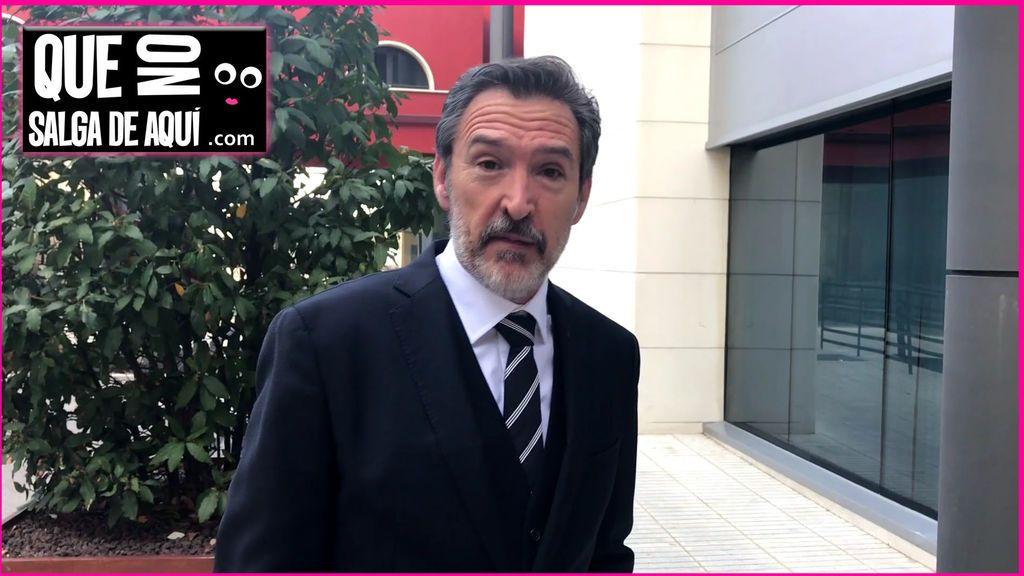 """Ginés Gª Millán, en 'La Verdad': """"Como los buenos futbolistas, yo no corro pero doy los pases"""""""