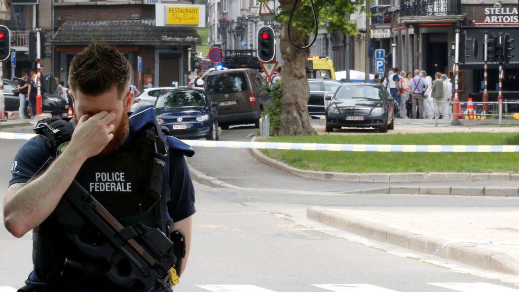 Lamentos tras un tiroteo en Bélgica
