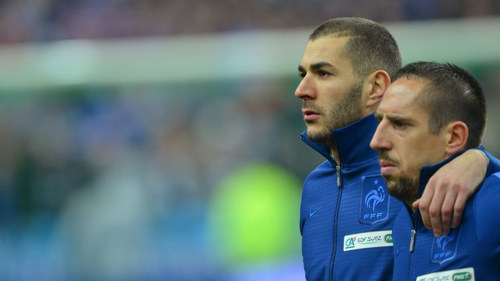 El 'dardo envenenado' de Ribéry a Deschamps por no convocar a Benzema tras sus tres Champions consecutivas