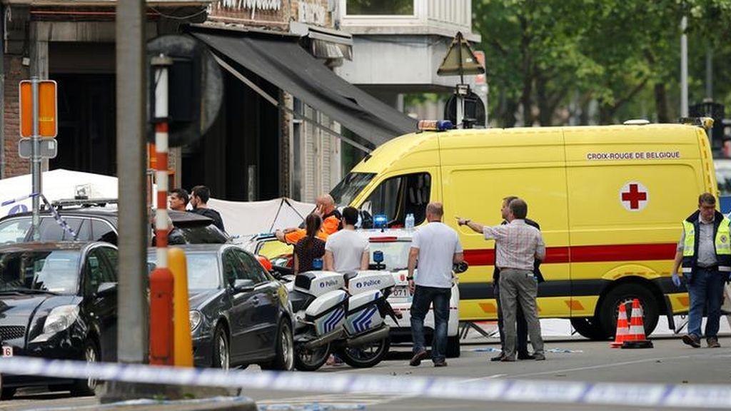 La Fiscalía belga investiga el ataque de Lieja como un acto terrorista