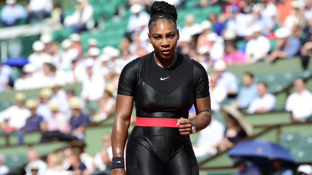 Serena Williams vuelve con victoria a las pistas de Roland Garros, nueve meses después de ser madre