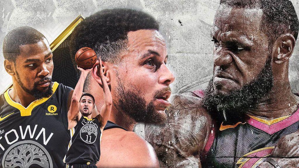 """""""Los Warriors ganarán por 4-0 o 4-1"""": Antonio Sánchez se moja con su apuesta para la final de la NBA"""