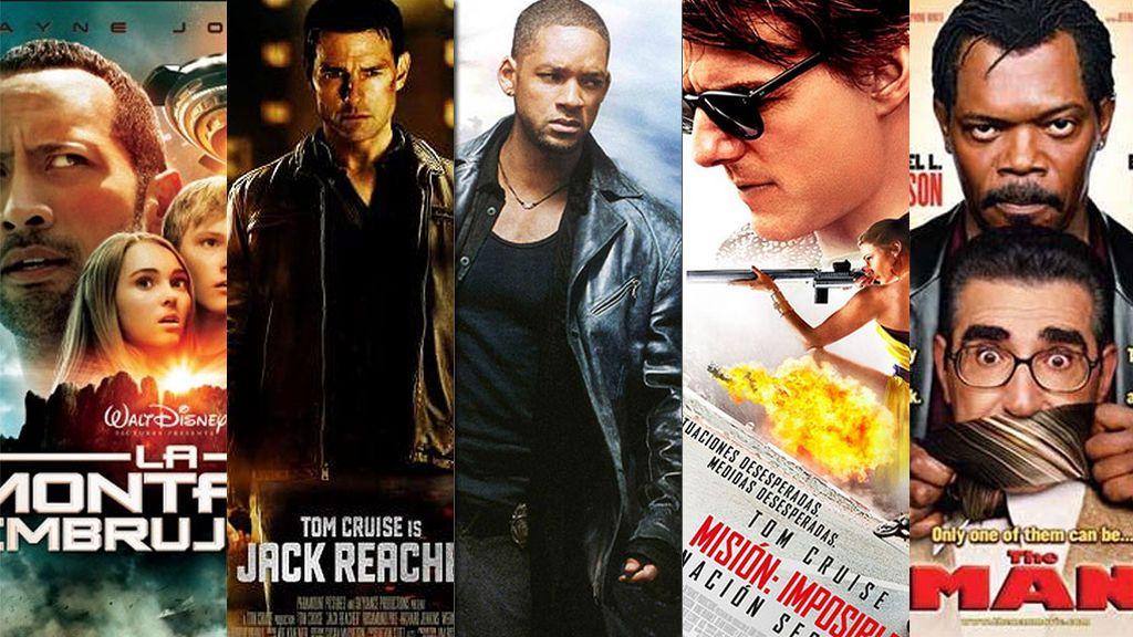 'Misión imposible: Nación secreta', 'Yo, Robot', 'Jack Reader'... Semana de acción y buen cine en FDF