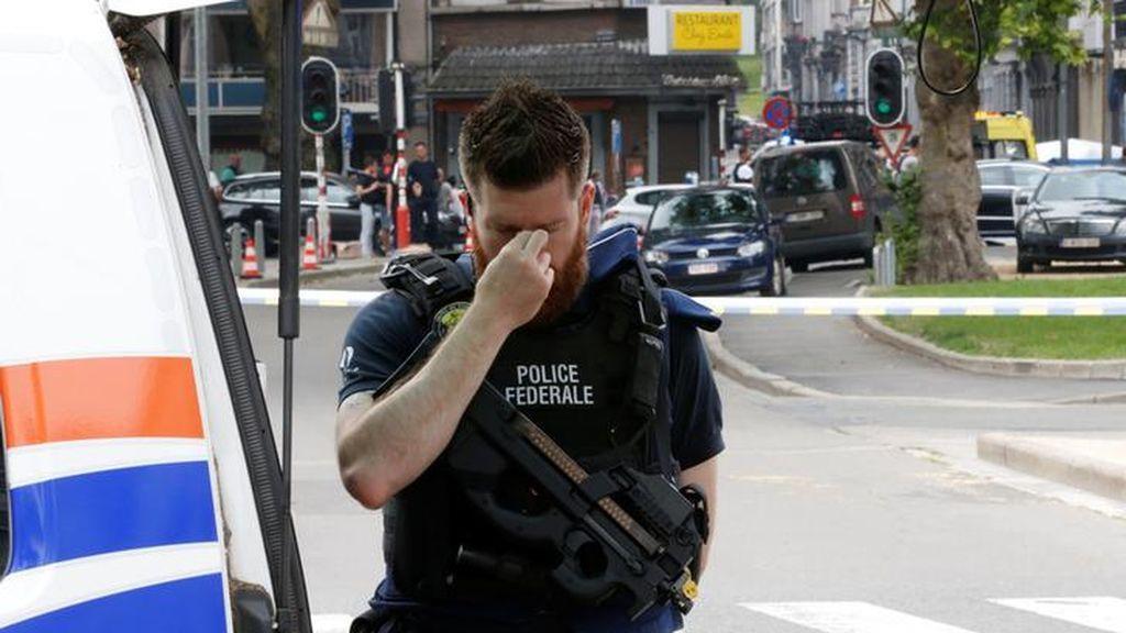 Bélgica ya investiga el ataque de Lieja como un acto terrorista