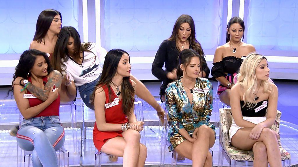 La mini caída de Jenni de la silla de 'MyH': ¿Qué ha pasado?