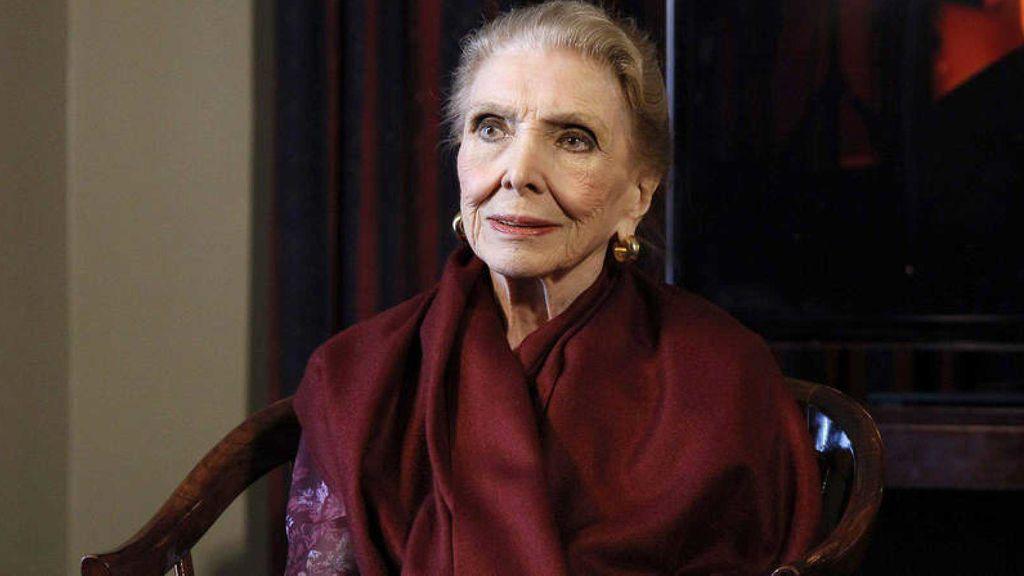 Falleció María Dolores Pradera en Madrid a los 93 años