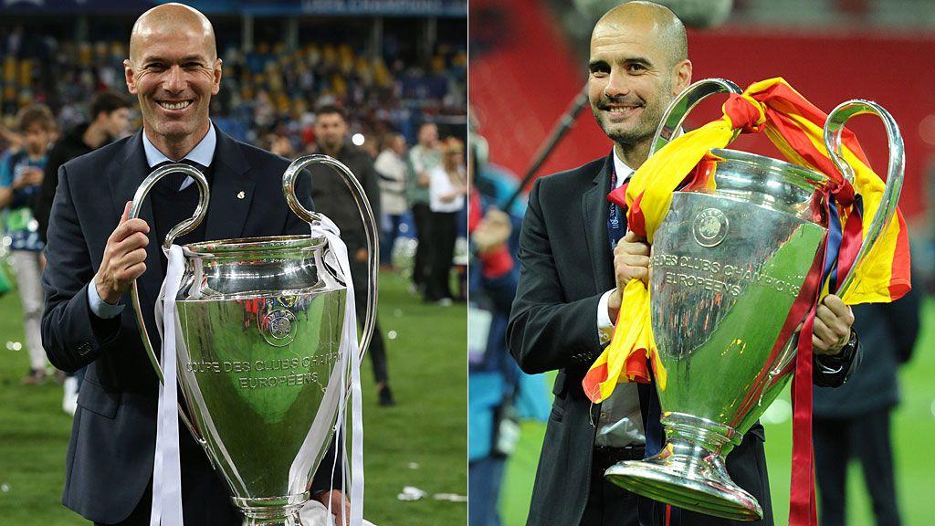 ¿Quién pasará más a la historia: el Real Madrid de Zidane o el Barça de Guardiola?