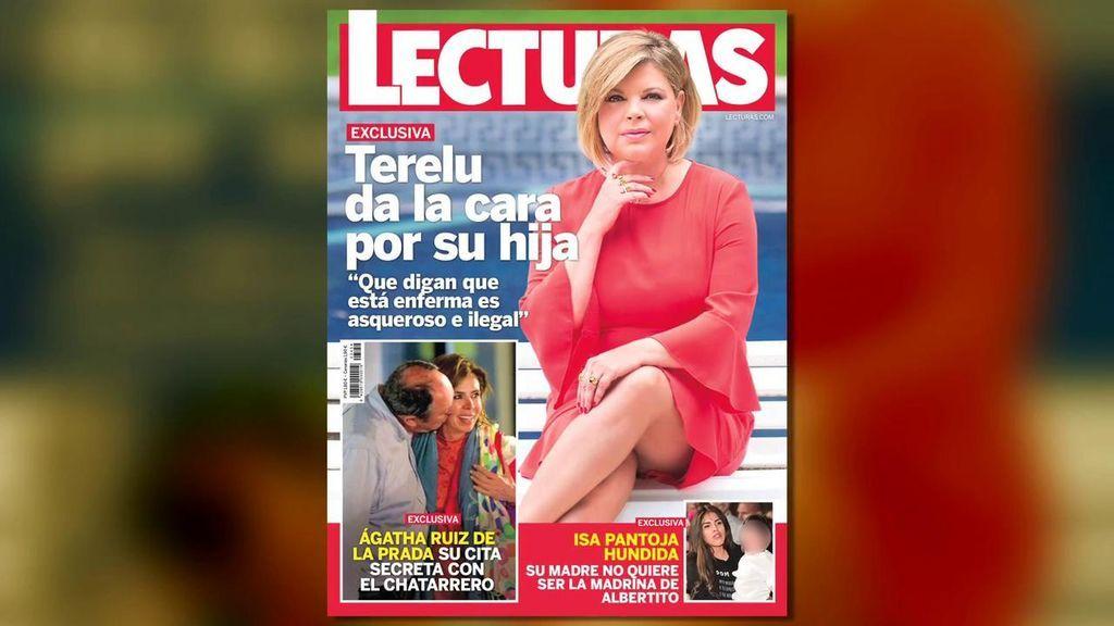 """Terelu saca las uñas por su hija en su última entrevista: """"No se puede hablar con tanta frivolidad de una enfermedad"""""""