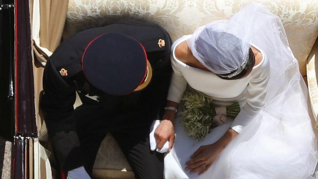 Meghan y Harry, obligados a devolver más de ocho millones de euros en regalos de boda