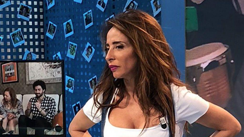"""María Patiño concede su entrevista más íntima: """"Nunca he sido periodista vocacional"""""""