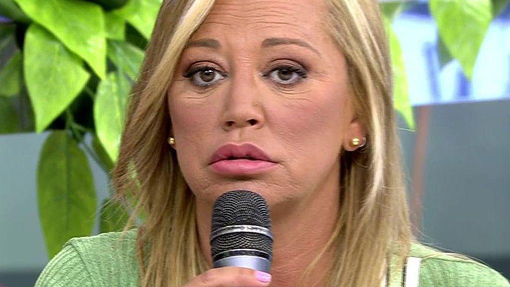 Un comentario de Terelu Campos provoca el mosqueo de Belén Esteban