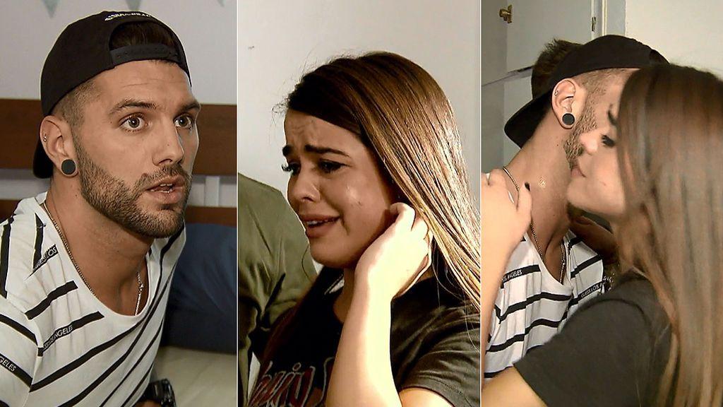 La visita inesperada de Luis, el malhumor de Barranco y las lágrimas de Violeta