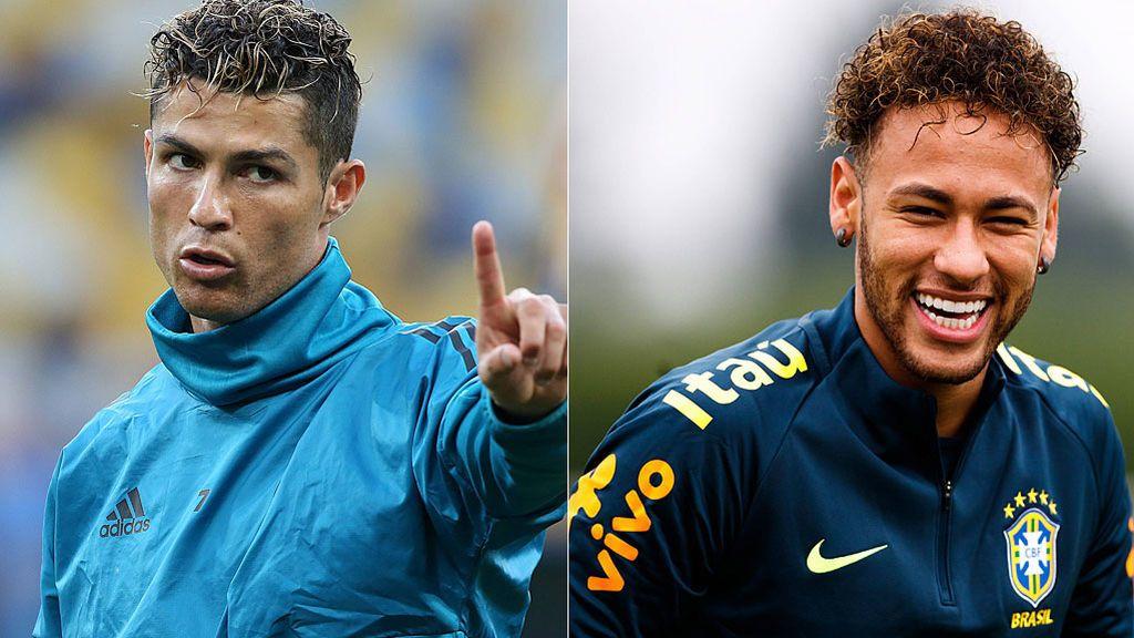 ¿Debería cambiar el Real Madrid a Cristiano por Neymar?