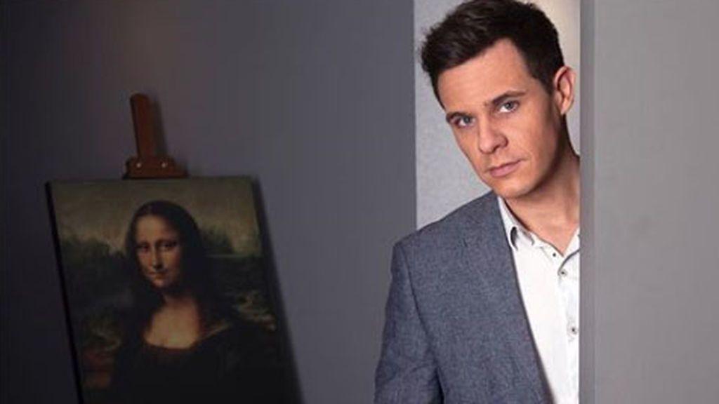 El autoretrato de Da Vinci llega por primera vez a España de la mano de Christian Gálvez