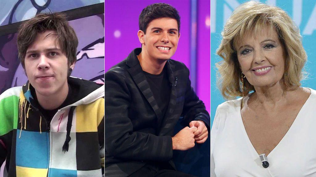 ElRubius, Alfred de OT, María Teresa Campos… los famosos también padecen ansiedad