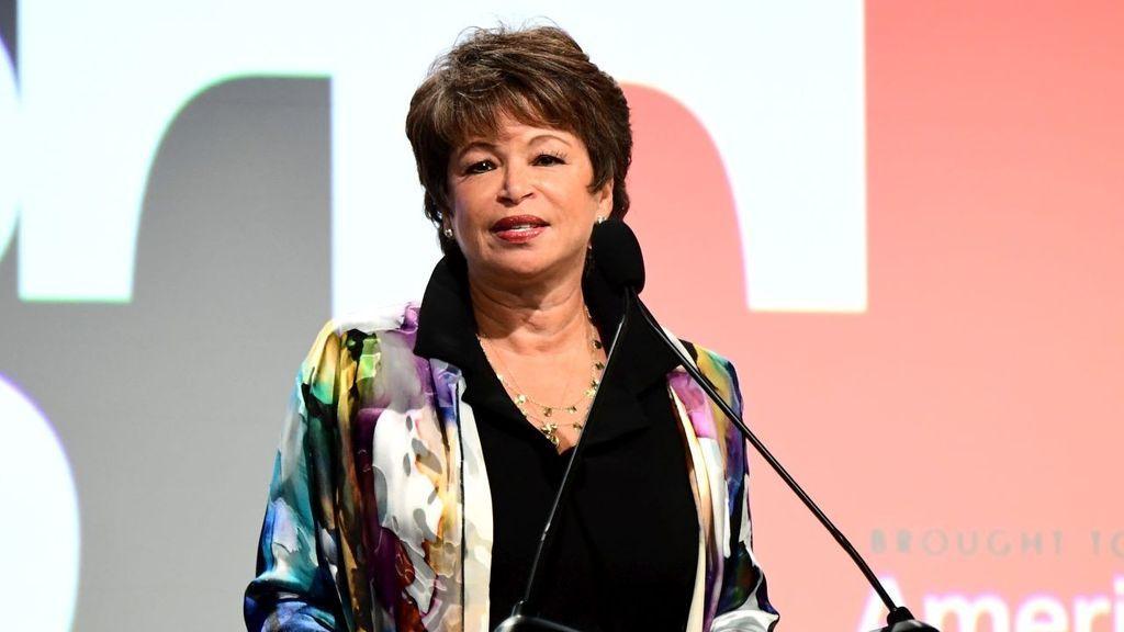 Valerie Jarrett fue asesora del expresidente Barack Obama.