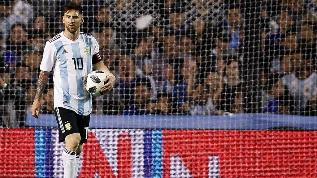 El increíble avión con el que viajará Messi al Mundial de Rusia