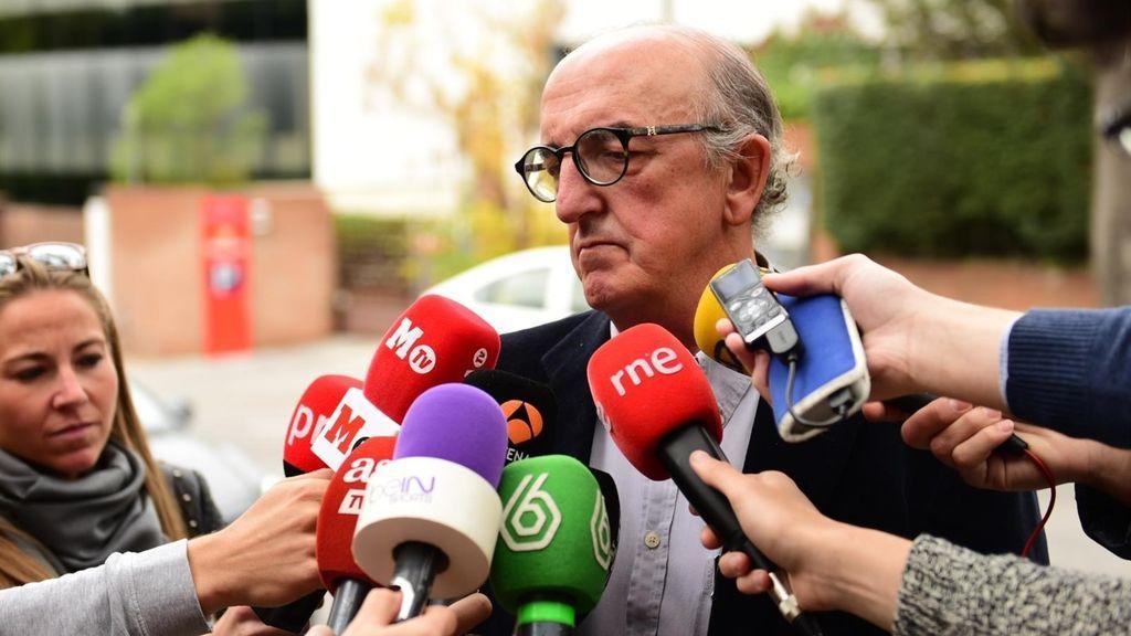 Jaume Roures, fundador y presidente de Mediapro.