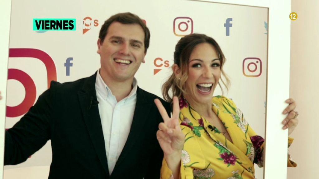 Albert Rivera estará en 'Un like para… by Tamara Gorro' en un estreno simultáneo en Be Mad y mtmad este viernes, a las 20.30 h.