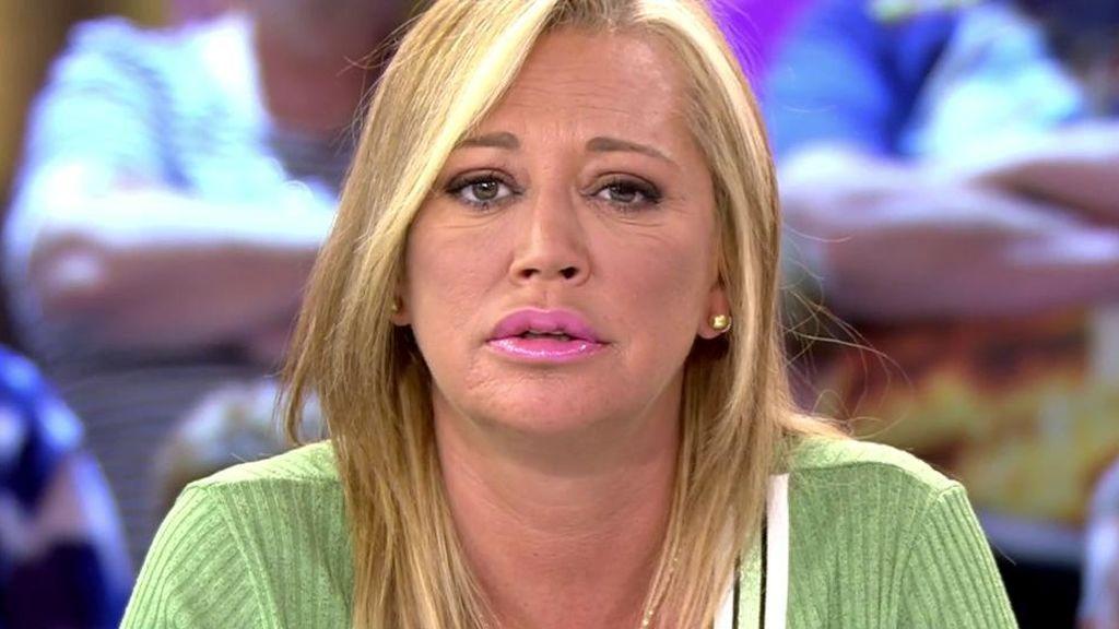 """Belén Esteban le deja las cosas claras a Terelu: """"Si yo no nombro a la persona a las que más quiero, tú tampoco"""""""