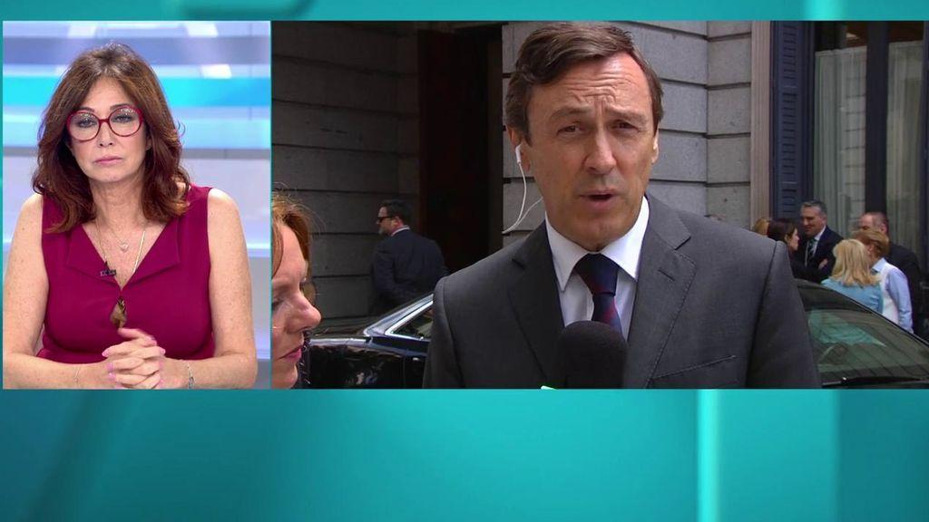 """Rafa Hernando, tras el debate de la moción: """"Es la misma estrategia 'podemita' de siempre"""""""