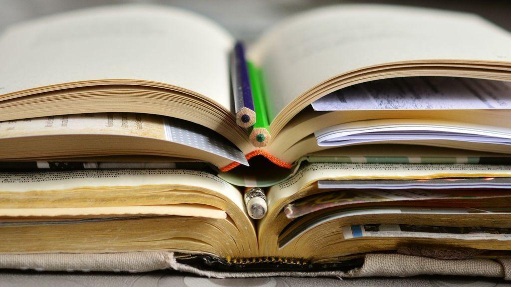 Libros, estudios