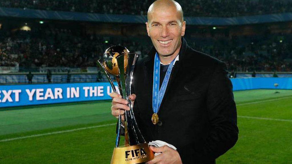 Zinedine Zidane Mundial de Clubs de la FIFA