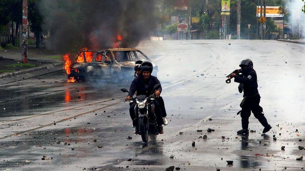Once muertos por las protestas contra Ortega durante la marcha de las 'Madres de Abril'