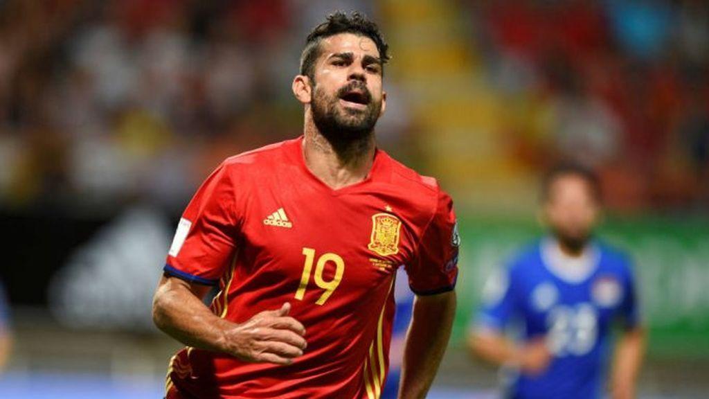 """Diego Costa: """"Si ganamos el Mundial sería la hostia"""""""