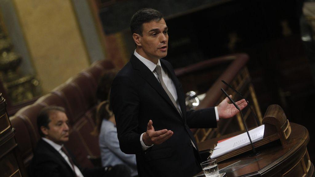 El proyecto de Gobierno que propone el PSOE