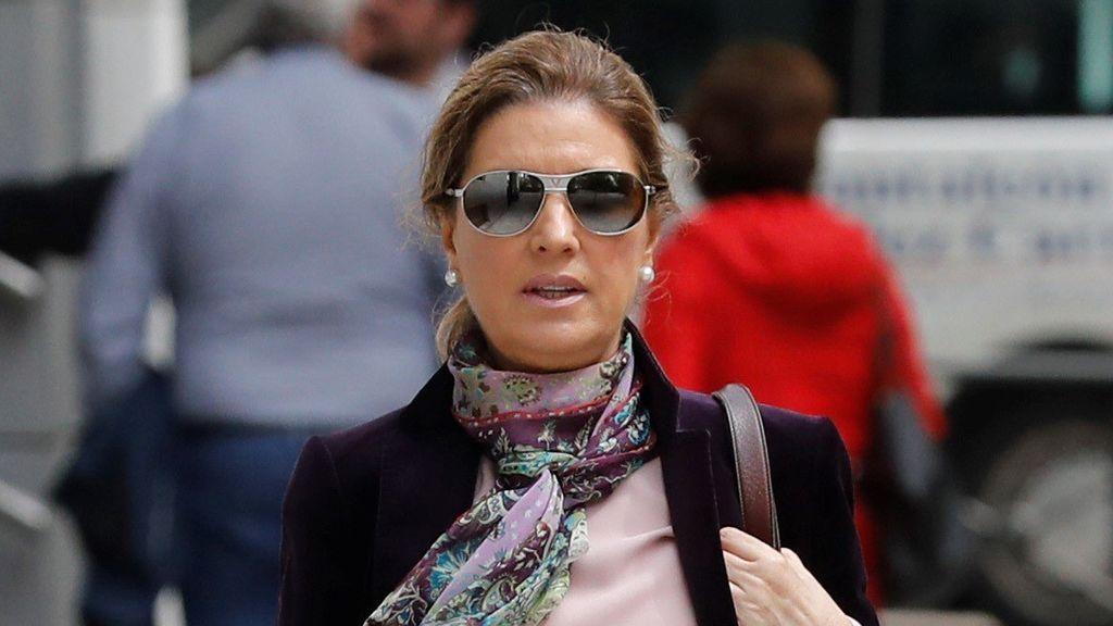 Rosalía Iglesias en libertad tras abonar la fianza de 200.000 euros