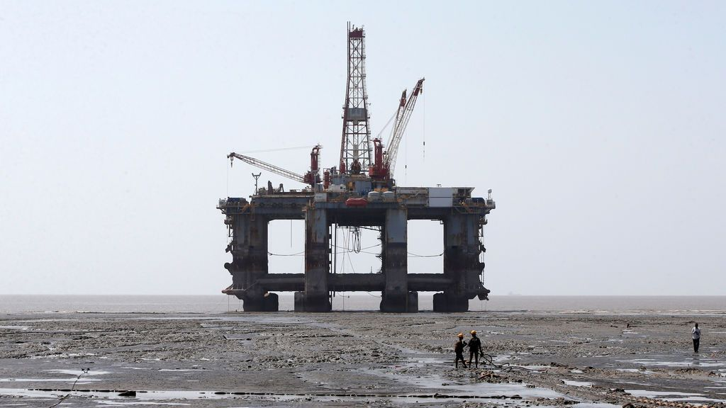 Petrolera de la India