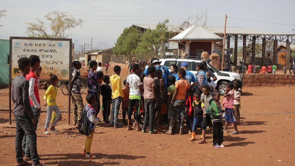 Junio, mes de los refugiados para '12 Meses'