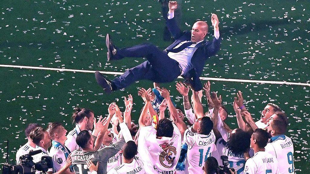 El Real Madrid convoca una rueda de prensa extraordinaria a las 13:00 horas en la que hablará Zidane