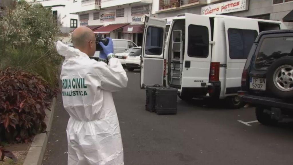 La bebé de cinco meses muerta en Tenerife falleció de forma violenta, según la autopsia