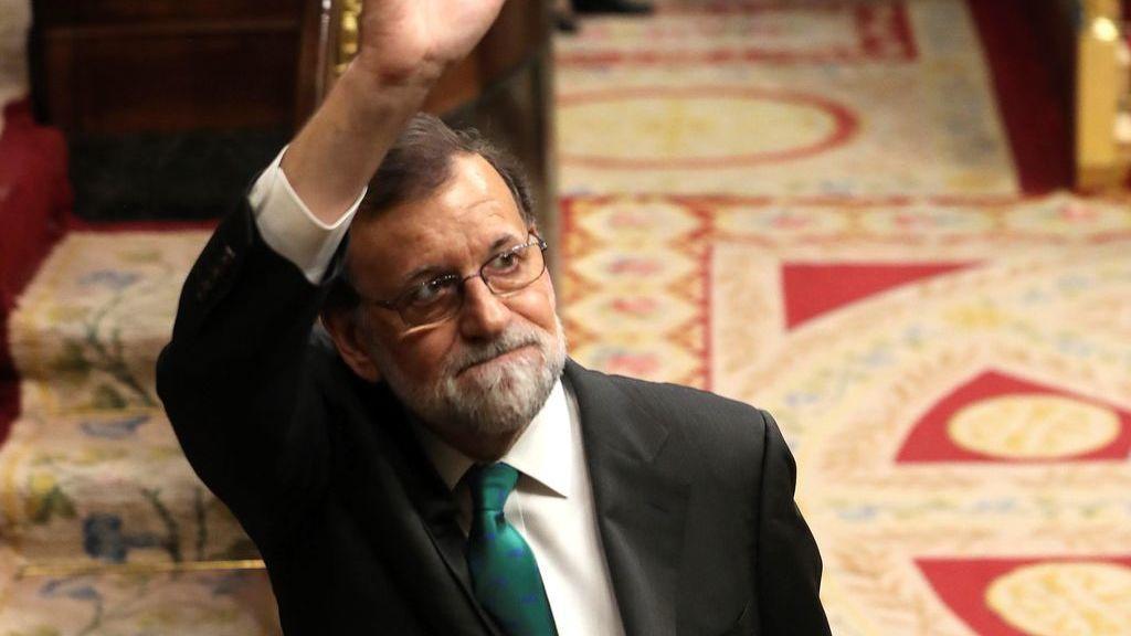 Rajoy adiós