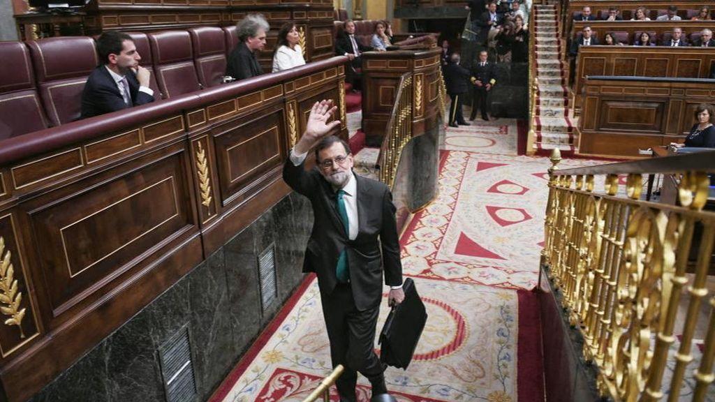 Así ha pasado Rajoy las que podrían ser sus últimas horas como Presidente