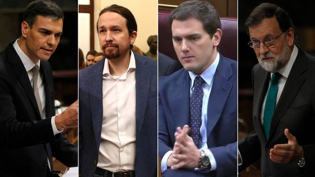 Aciertos y errores de los looks de los políticos en la moción de censura