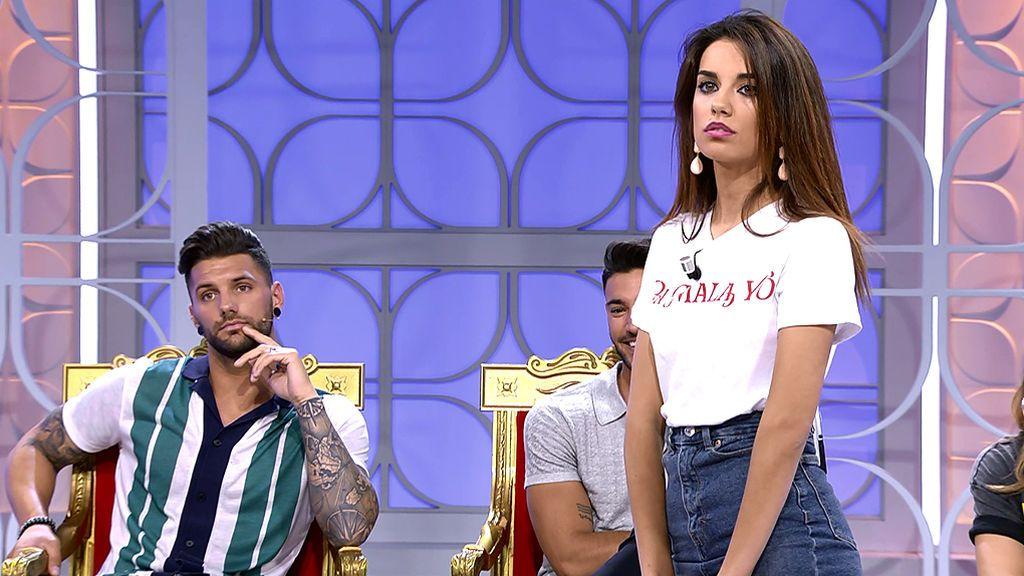 """Sarai, sobre Barranco: """"Me han llegado rumores de todo tipo. Que tiene una novia fuera"""""""