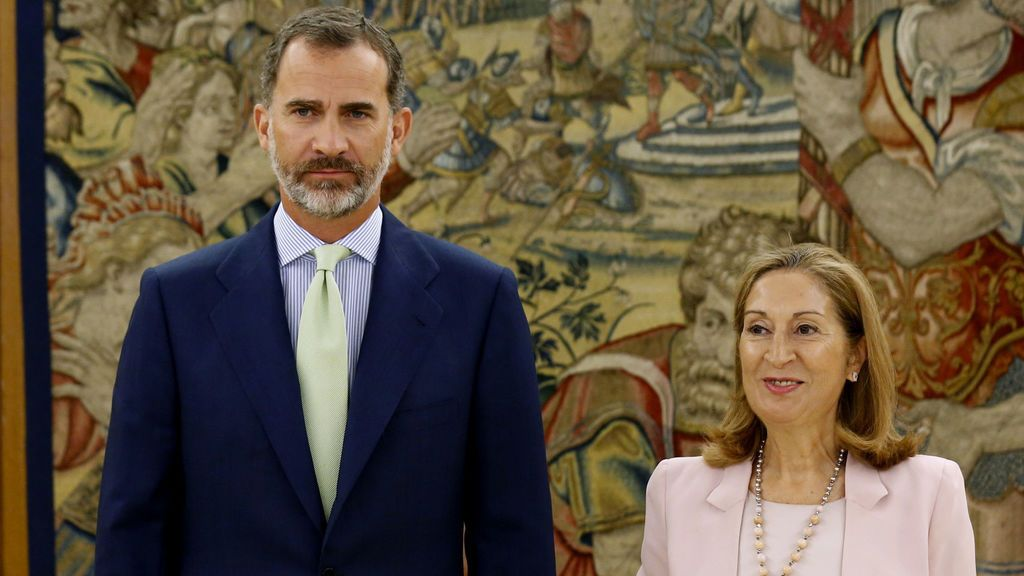 El Rey recibirá a las 15.30 horas a Ana Pastor, que le comunicará el resultado de la moción de censura