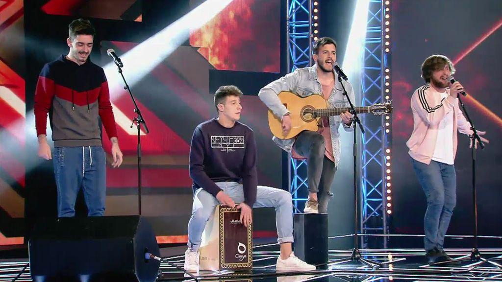 "Al cantante de 'Maldita Nerea' no le convence 'Duende Callejero': ""Les falta riesgo"""