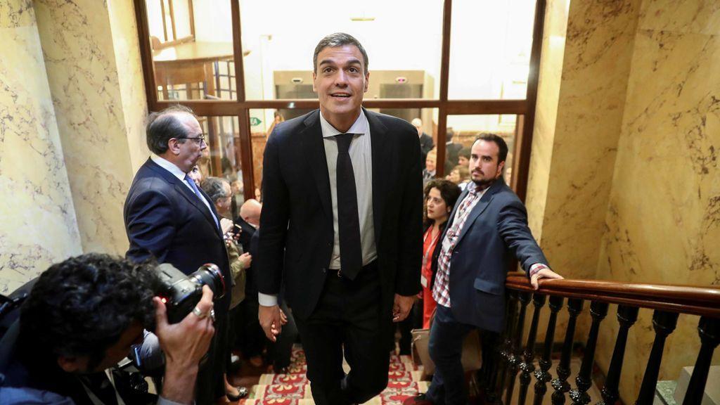 Sánchez tomará mañana posesión de su cargo como presidente del Gobierno