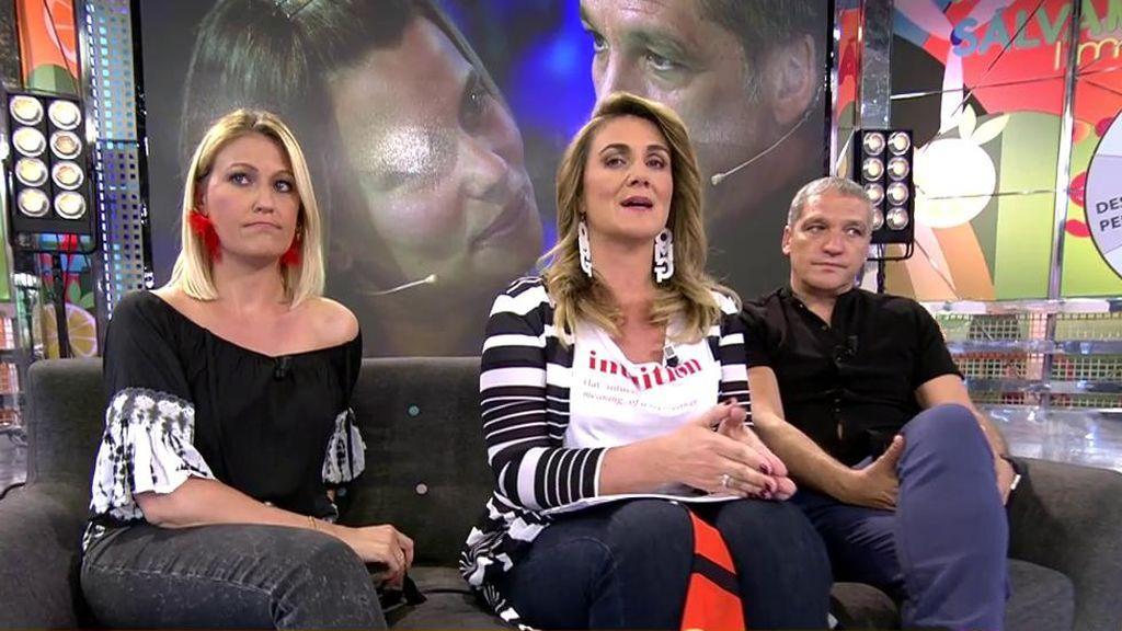 Gustavo González y María Lapiedra se someten a una terapia de pareja, en 'Sábado Deluxe'
