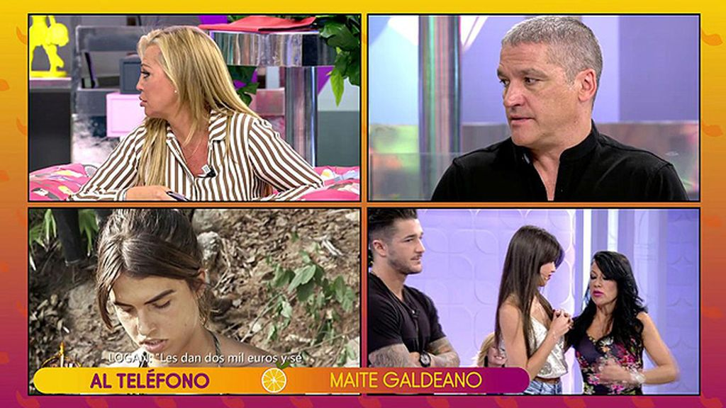 "Belén Esteban: ""Hay un futbolista que ya no quiere volver a ver a Sofía Suescun"""