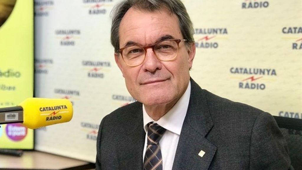 """Mas cree que la llegada de Sánchez abre """"una mínima posibilidad"""" de diálogo"""